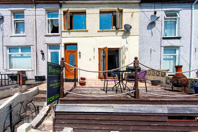 2 bed terraced house for sale in Thornwood Place, Treharris CF46