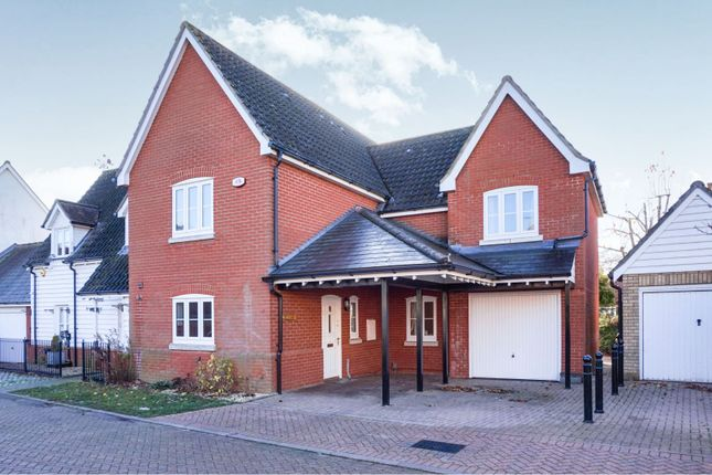 Thumbnail Semi-detached house for sale in Harrier Close, Ipswich