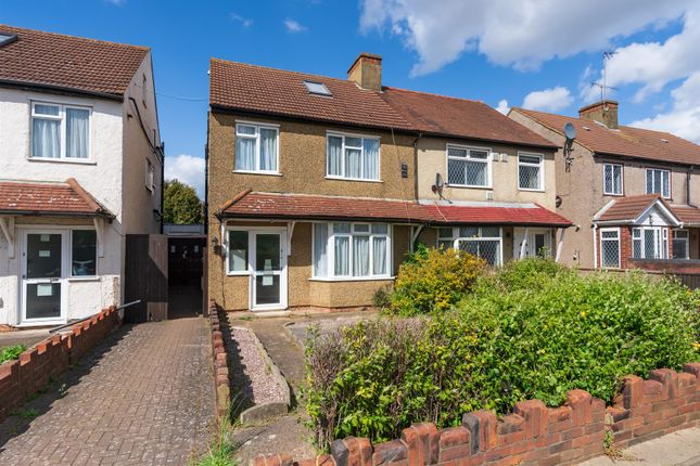 Thumbnail Semi-detached house for sale in Bath Road, Harmondsworth, Harmondsworth