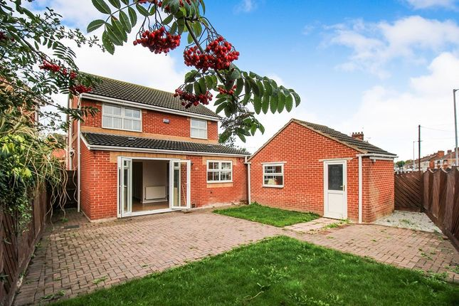 Thumbnail Detached house for sale in Suddaby Close, Hull