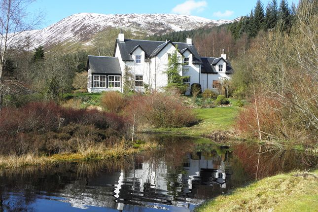 Thumbnail Detached house for sale in Glenloy, Banavie, Fort William