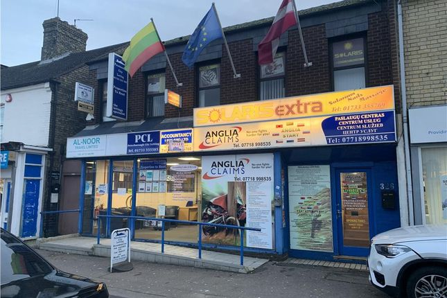 Thumbnail Retail premises to let in 324 Lincoln Road, Peterborough