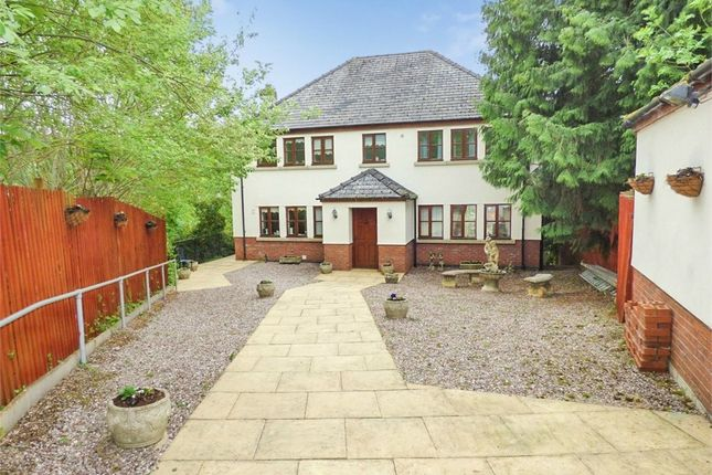 Thumbnail Detached house for sale in Mount Street, Welshpool, Powys