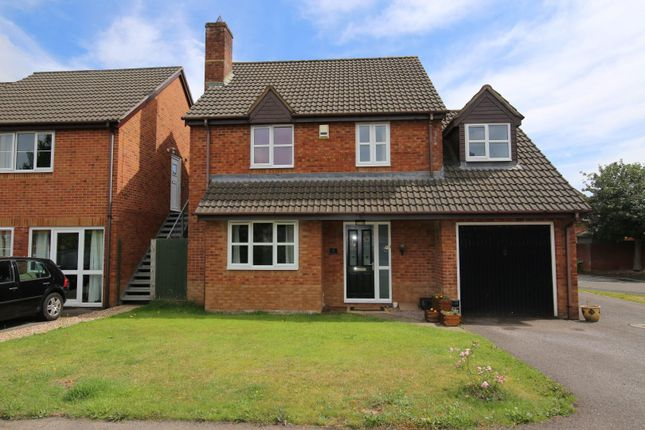 Thumbnail Property to rent in Moorlands, Tiverton