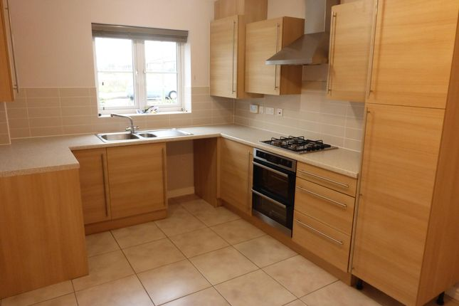 Thumbnail Property to rent in Hyde Park, Lords Way, Andover