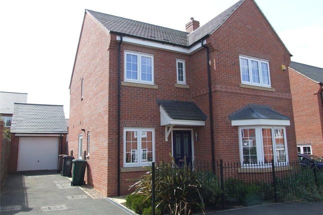 Thumbnail Detached house for sale in Holloway, Repton, Derby