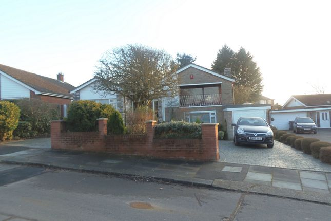 Thumbnail Terraced house to rent in Wendover Way, Luton