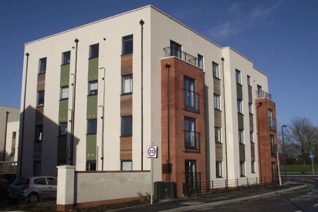 Thumbnail Flat to rent in Normandy Drive, Yate, Bristol