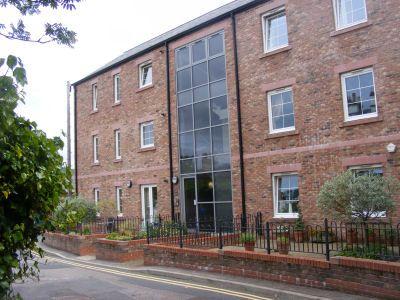 Thumbnail Flat to rent in Brunswick Terrace, Penrith