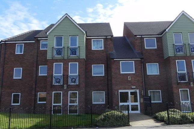 Thumbnail Flat for sale in Quay Point, Basin Lane, Tamworth, Staffordshire