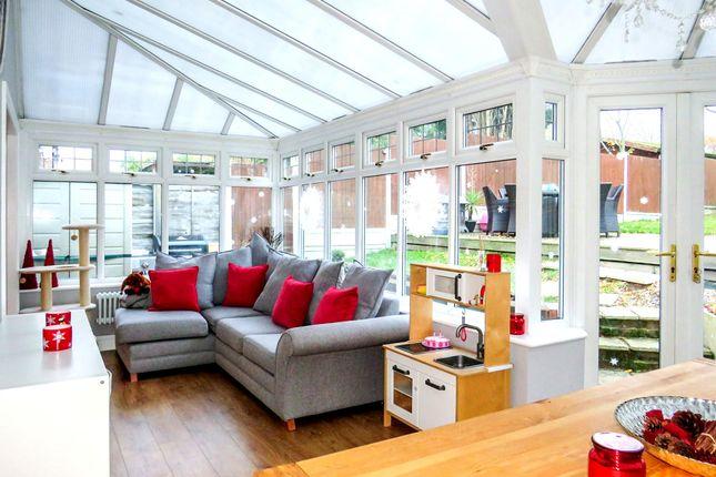 Thumbnail Semi-detached house for sale in Rantree Fold, Basildon