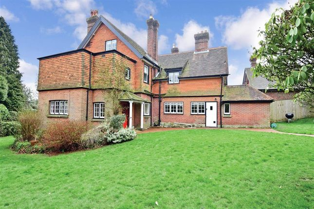 Thumbnail Semi-detached house for sale in Southview Road, Crowborough, East Sussex