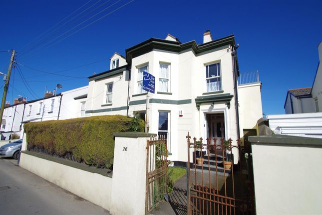 Thumbnail Semi-detached house for sale in Wrafton Road, Braunton