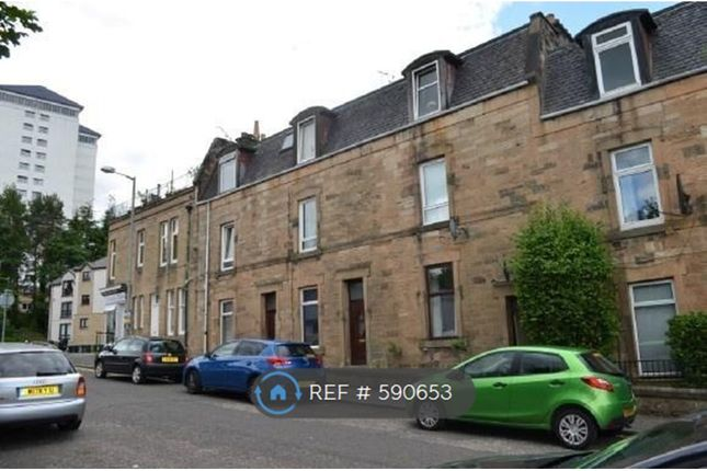 Thumbnail Flat to rent in Griffiths Street, Falkirk