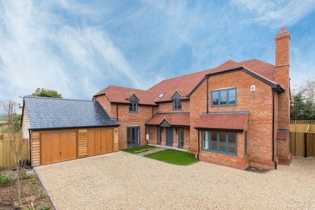 Thumbnail Detached house for sale in Honey Farm, Preston Crowmarsh, Oxfordshire
