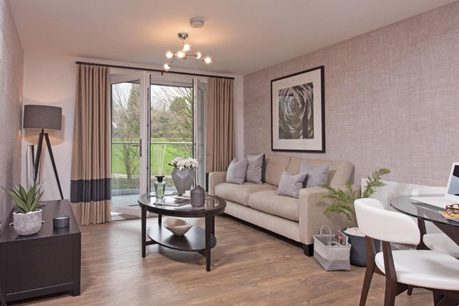 "Thumbnail Flat for sale in ""Alverton"" at Farriers Green, Lawley Bank, Telford"