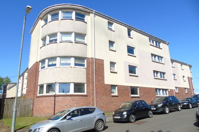 Thumbnail Flat for sale in Willowpark Court, Town Centre, Airdrie, North Lanarkshire