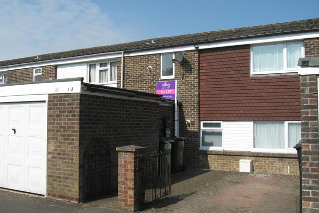 Thumbnail Flat to rent in Pennine Way, Basingstoke