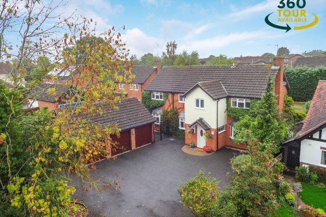 Thumbnail Detached house to rent in Newton Lane, Wigston, Leicester