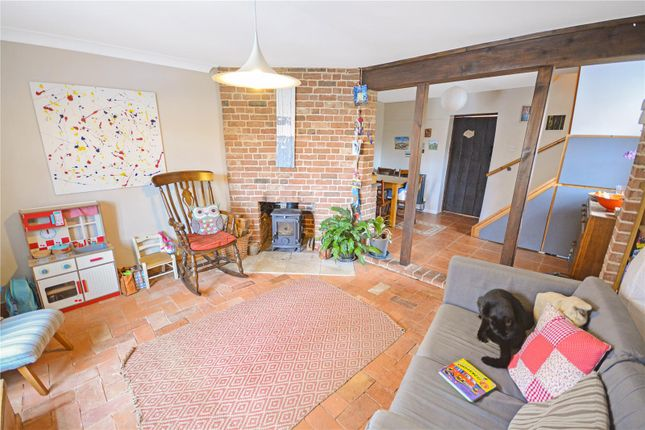 Thumbnail Semi-detached house for sale in High Street, Hopton, Diss