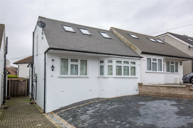 Thumbnail Bungalow for sale in Bittacy Rise, Mill Hill, London