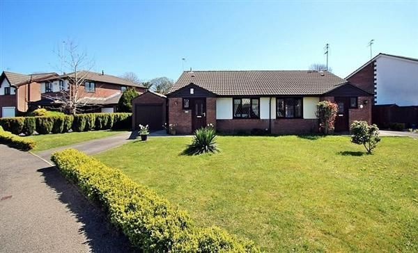 Thumbnail Bungalow to rent in Ynysddu, Pontyclun