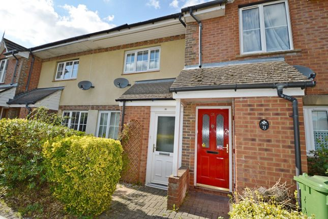 Thumbnail Terraced house to rent in Old School Road, Liss
