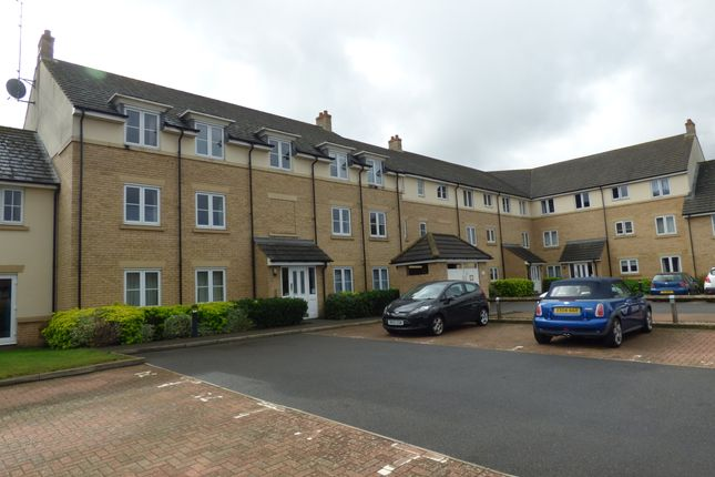 Thumbnail Flat to rent in The Hawthorns, Fltiwick