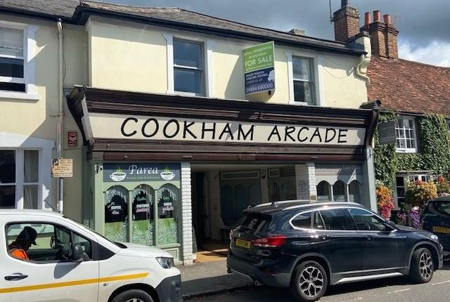 Thumbnail Commercial property for sale in The Arcade, High Street, Cookham, Berks