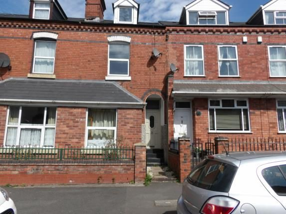 Thumbnail Terraced house for sale in Three Shires Oak Road, Smethwick, Birmingham, West Midlands