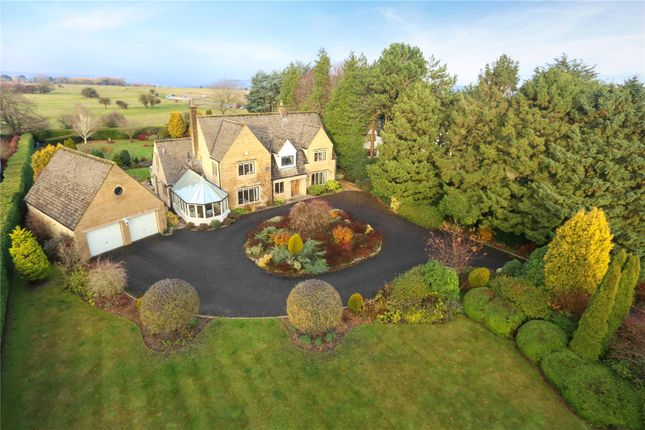 Thumbnail Detached house for sale in The Hithe, Rodborough Common, Stroud, Gloucestershire