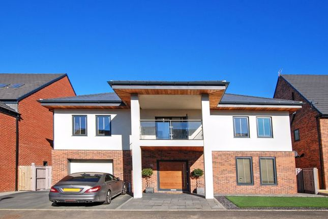 Thumbnail Detached house for sale in Hazelwood Road, Newcastle Upon Tyne