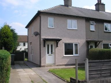 Thumbnail End terrace house to rent in Aldwark Road, Buxton