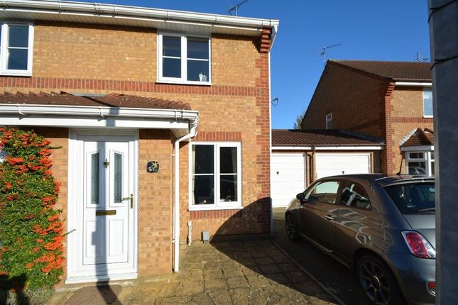 Thumbnail Property to rent in Farriers Court, Botolph Green, Peterborough