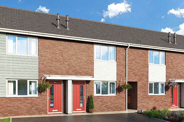 """Thumbnail Property for sale in """"The Laurel At Meadow View, Shirebrook"""" at Redbridge Close, Shirebrook, Mansfield"""