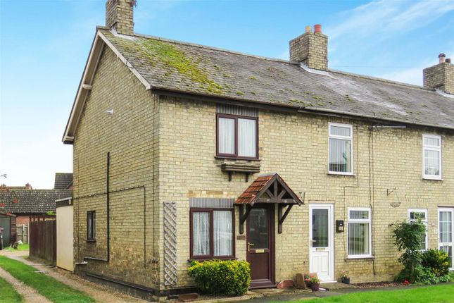 Thumbnail End terrace house to rent in Mill Green, Warboys, Huntingdon