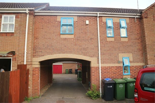 Thumbnail Terraced house for sale in Telford Close, King's Lynn, Norfolk