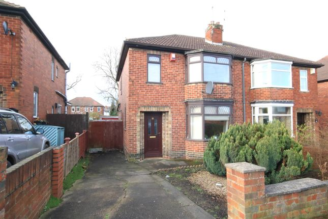 Front of Canterbury Road, Wheatley, Doncaster DN2