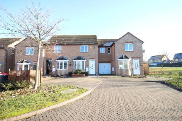 Thumbnail Terraced house to rent in Odin Close, Bedford