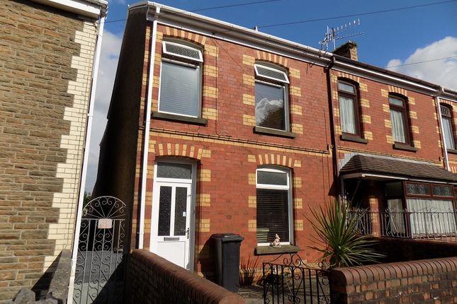 Thumbnail End terrace house for sale in Stanley Road, Skewen, Neath, Neath Port Talbot.