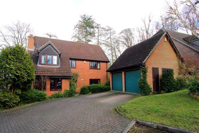 Thumbnail Detached house for sale in Beechwood Park, Felden, Hemel Hempstead