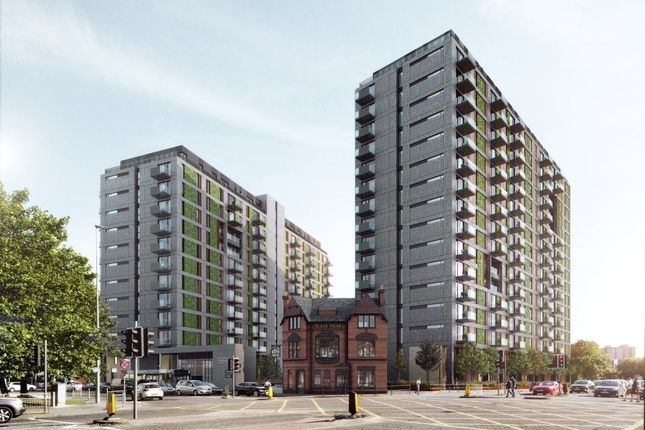 Thumbnail Flat for sale in Bury Street, Salford