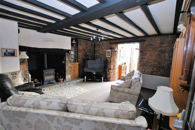 Thumbnail Terraced house for sale in Market Street, Hatherleigh, Devon
