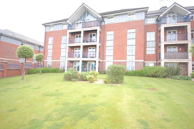Thumbnail Flat for sale in Newton Drive, Blackpool
