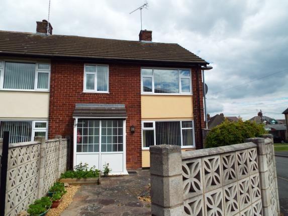 Thumbnail End terrace house for sale in Alyn Road, Buckley, Flintshire