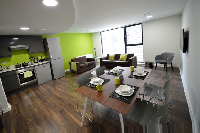 Thumbnail Shared accommodation to rent in 104 Arundel Street, Sheffield City Centre