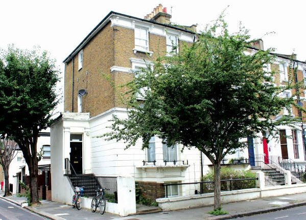 Thumbnail Block of flats for sale in Stanlake Road, London