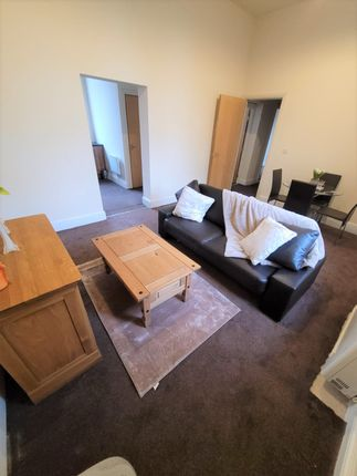 Thumbnail Flat for sale in Grosvenor Gate, Leicester