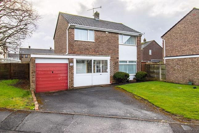 Thumbnail Detached house for sale in Coombe Road, Nailsea, North Somerset