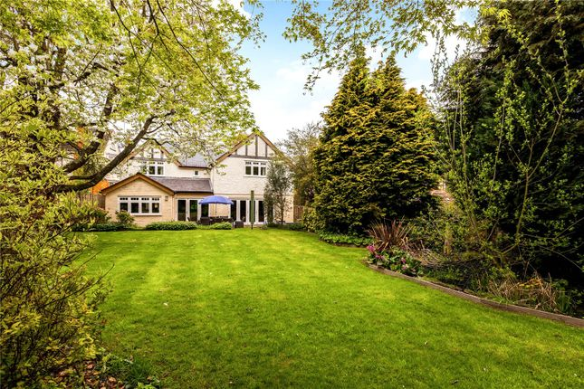 Thumbnail Detached house for sale in Cricket Green Lane, Hartley Wintney, Hook, Hampshire